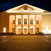 Kohtla-Järve Cultural Center Concert program